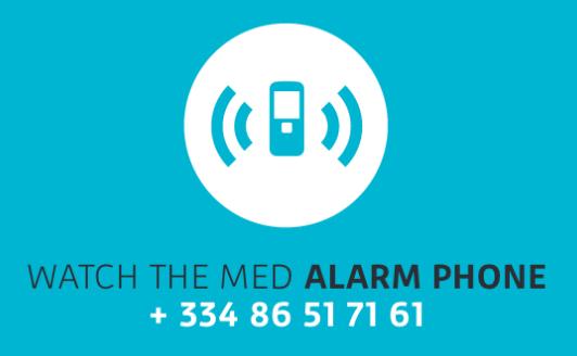 Alarmphone logo
